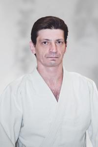 Инструктор Центра Айкидо Айкикай Койнобори Додзё Евсеев А. С., 2 кю