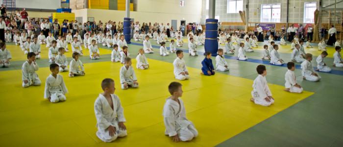 Детский аттестационный семинар Койнобори Додзё