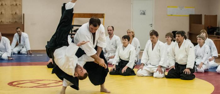 Ежегодный семинар айкидо Айкикай в Иркутске
