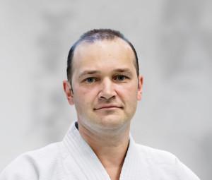 Инструктор-вожатый летнего лагеря Олег Дума, 3 дан айкидо