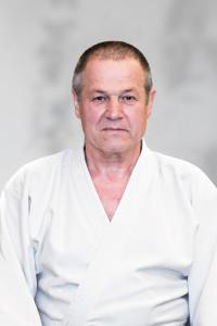 Инструктор Центра Айкидо Айкикай Койнобори Додзё Крылов А. Б.