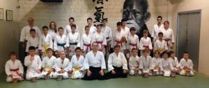 Детско-юношеские секции айкидо в Койнобори Додзё