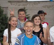 Фотоотчёт из летнего лагеря на Черном море, 2013 год