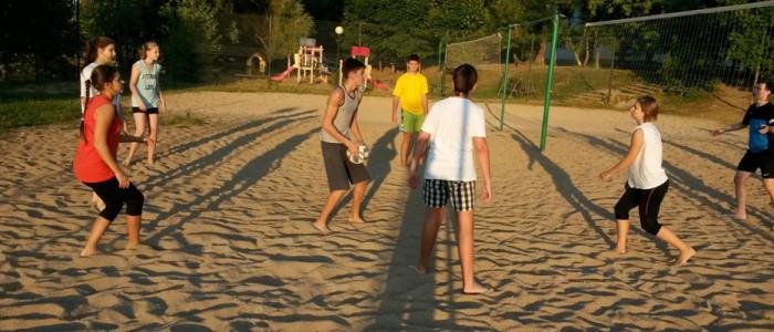 Фотоотчёт из летнего лагеря в Московской области, 2014 год