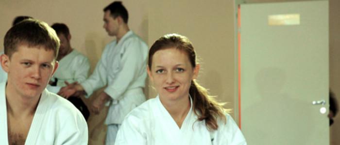 Анастасия Меркулова: почему я занимаюсь айкидо в Койнобори Додзё?
