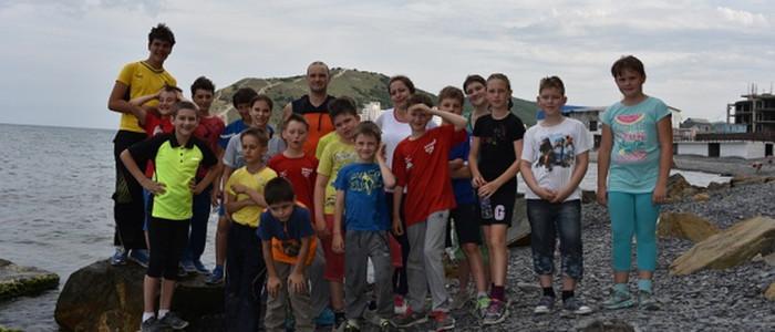 Летний лагерь в Анапе-2016, день восьмой
