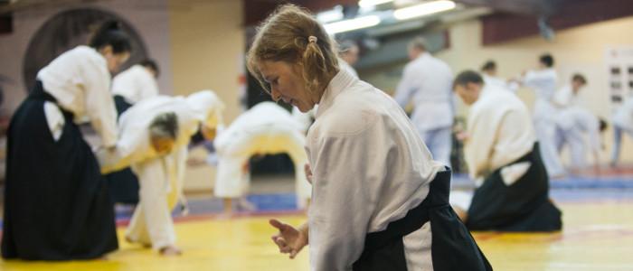 Ирина Забненкова, впечатления от семинара В. Грачёва, 6 дан, в Иркутске
