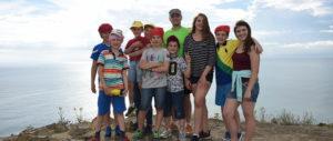 Летний лагерь в Анапе-2016, день двенадцатый