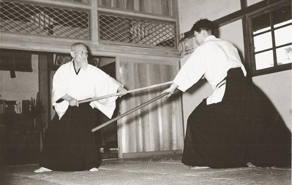 morihei-ueshiba-morihiro-saito-iwama