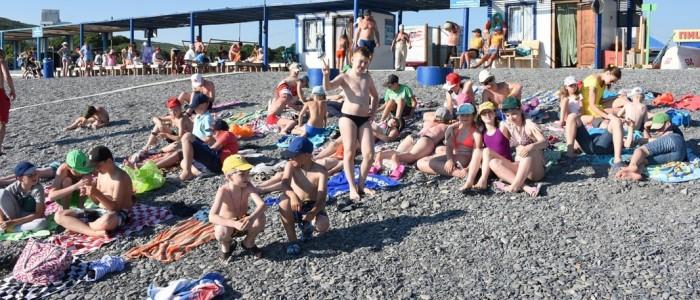 Летний детский лагерь, день 4
