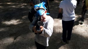 Детский спортивно-оздоровительный айкидо-лагерь на море, парк Храброе Сердце