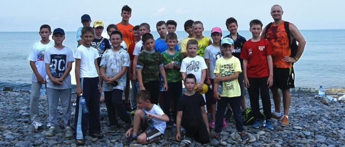 Летний детский лагерь, день 10