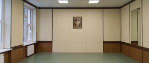 Новый зал Айкидо-центра на Зорге