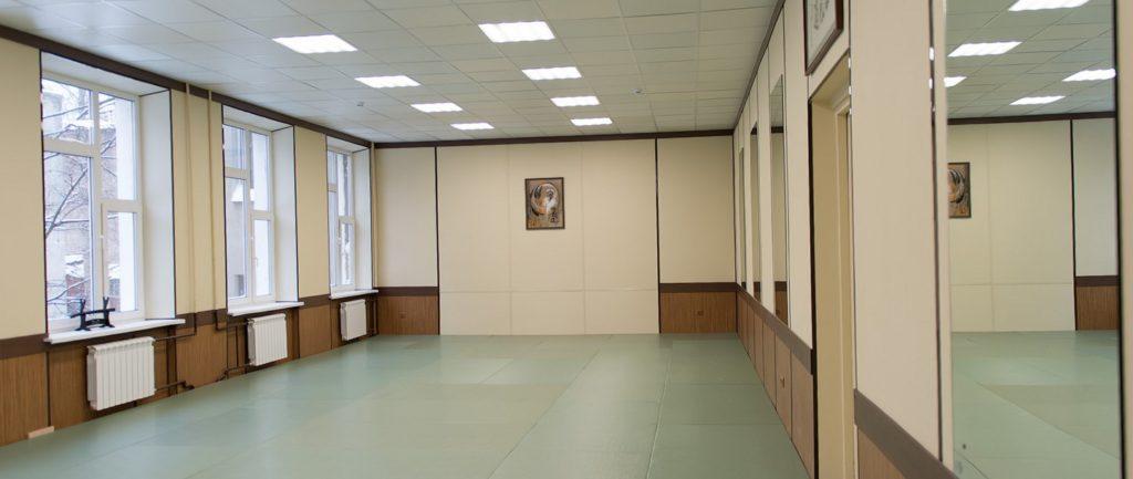 Открытие нового зала айкидо в Москве