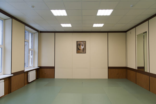 Открытие нового зала Койнобори Додзё