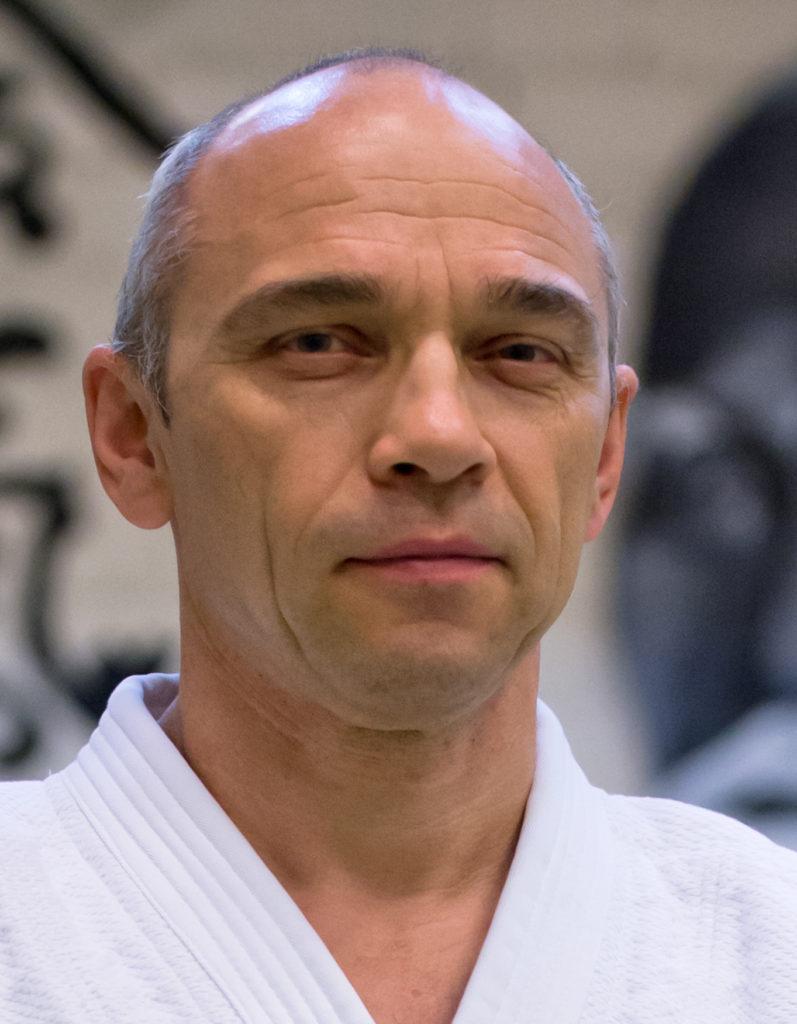 А.Н. Грачёв , 5 дан айкидо Айкикай