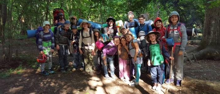 Открыта запись в летний айкидо-лагерь в Подмосковье