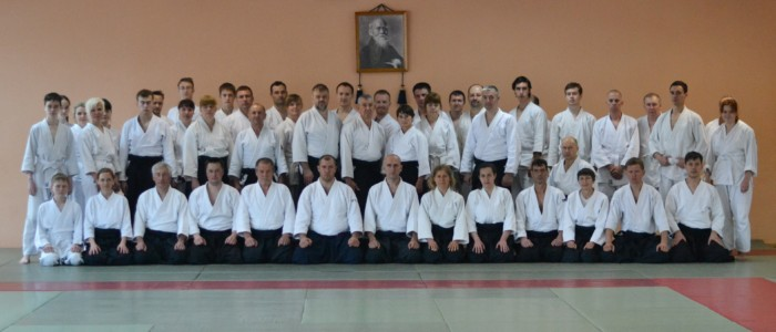 В Иркутске завершился семинар В.И. Грачёва (6 дан)