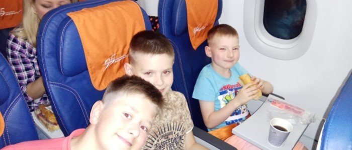 Летний детский лагерь 2018, день 1