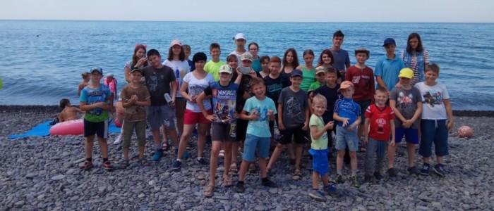Летний детский лагерь 2018, день 12