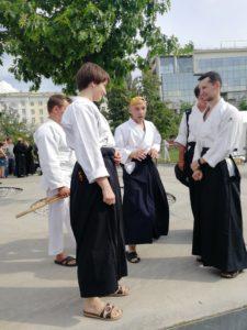 Выступление команды Койнобори Додзё на J-Fest 2018