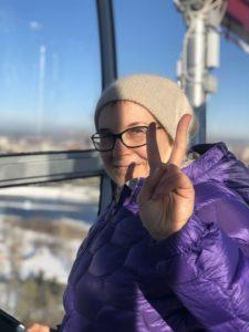 Семинар по айкидо М.Л. Карповой (6 дан) в Иркутске 2018