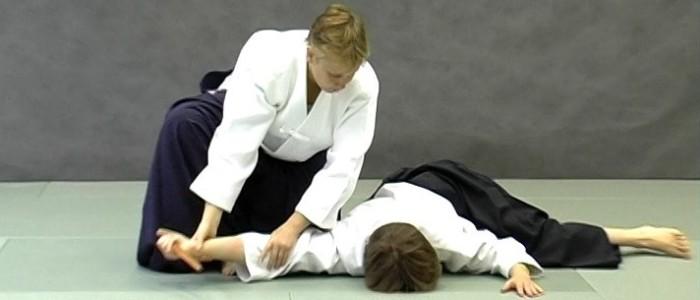 Скоро начнется публикация видеосправочника по технике айкидо