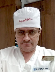 Кузьминов Василий Николаевич, папа участника лагеря