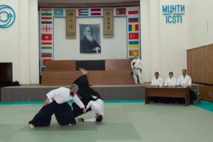 А. Мурыгин экзамен на 4 дан