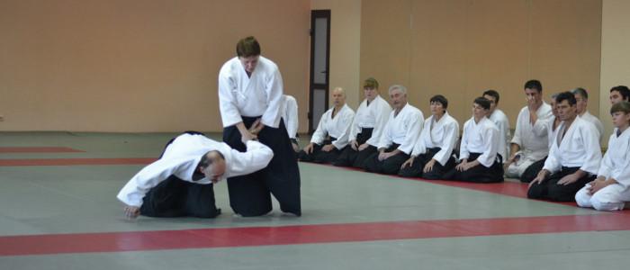 Межрегиональный семинар по айкидо в Иркутске 2019