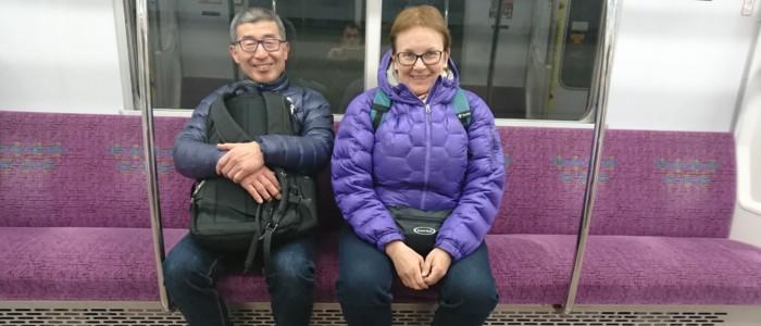 Путевые заметки М.Л.Карповой из Японии: Токио