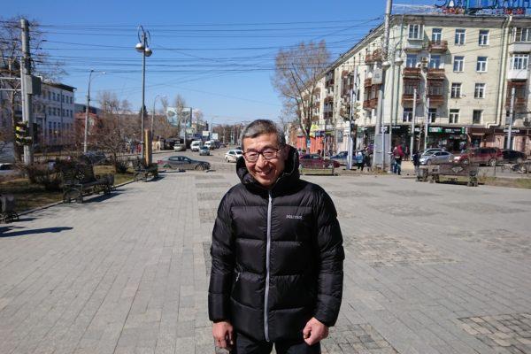 Фотоальбом поездки сихана С.Сэки (8 дан) в Иркутск, апрель 2019
