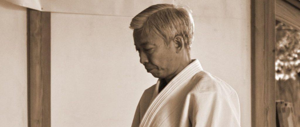 «Благодарность из-под маски» — послание Айкидо Досю Моритэру Уэсибы