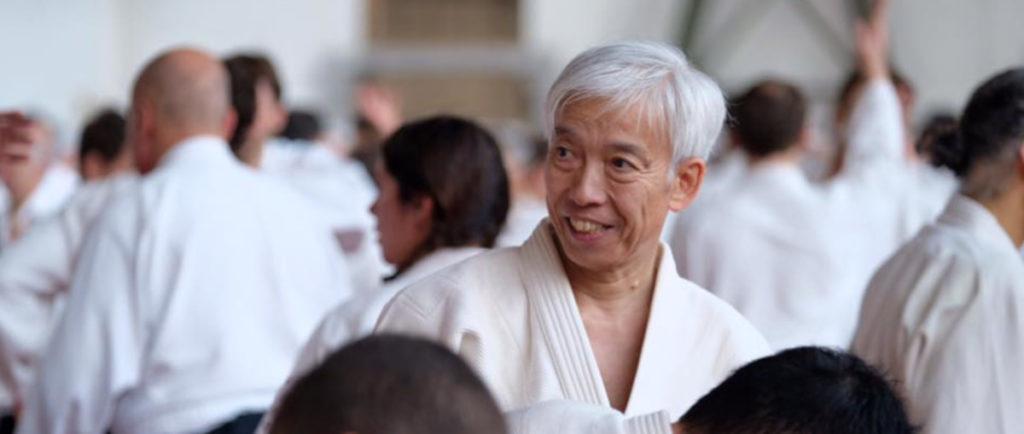 Поздравление с 30-летием от Айкидо Досю